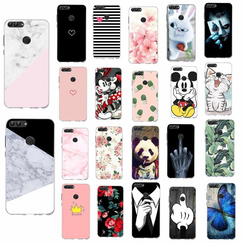 Case For Huawei P10 Lite Case Silicone Cover Fundas For Huawei Mate 10 P9 Lite 2017 P 10 20 P20 Lite Pro P Smart Case Coque