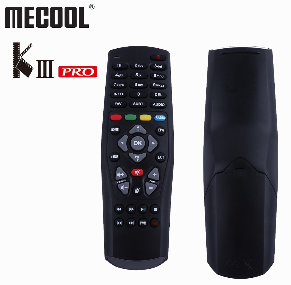 US $8 63 28% OFF|Mecool KIII Pro Remote Control Replacement DVB Controller  Without Voice Function Not Universal Controller-in Remote Controls from