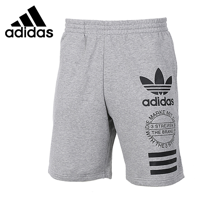 Original New Arrival 2017 Adidas Originals SWEATSHORTS LA Men's Shorts Sportswear помады nyx professional makeup увлажняющая помада butter lipstick big cherry 19