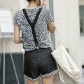 Hot  Mens Womens Unisex Clip-on Suspenders Elastic Y-Shape Adjustable Braces Retail/Wholesale  5BSQ 7EL6