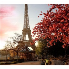 NEW diamond embroidery paris, painting paris,5d  embroidery,,