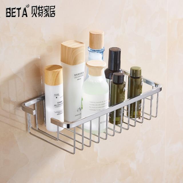 Sully House 304 Stainless Steel Bathroom Basket Shelf,Toilet Shower ...