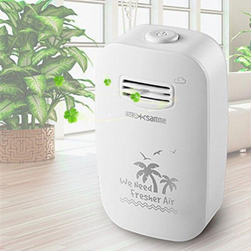 Purificador de aire Ionizador para generador de iones negativos para el hogar 12 millones de limpiador de aire 220V eliminar el formaldehído Purificación de polvo de humo