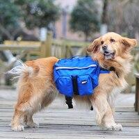 Pet Dog Backpack Large Dog Supplies Husky