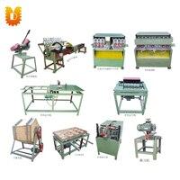 Бамбуковый станок для изготовления зубочисток  оборудование для обработки зубочисток