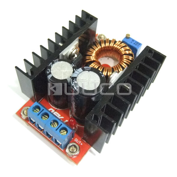 100W Power Supply Module/Voltage Regulator/Adapter DC 10~32V to 60~97V 2A Boost Charging Module/Adjustable Charger/Driver Module nc dc dc dc adjustable voltage regulator module integrated voltage meter 8a voltage stabilized power supply