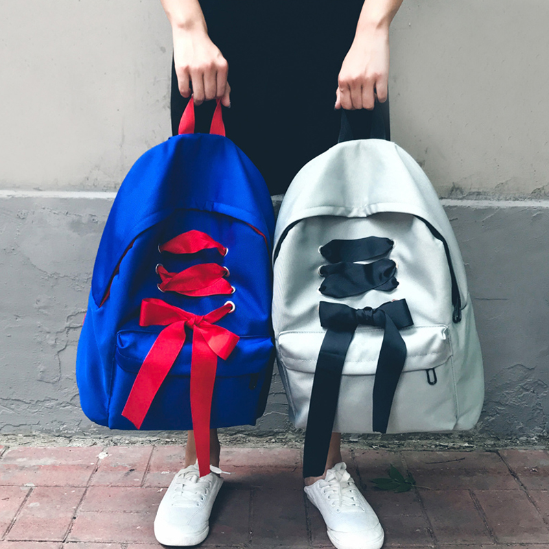 shoulder bag female backpack 2018 new wild simple fashion large capacity tide student bag wind hitting girls school backpack wild wind увлажнитель воздуха купить харьков