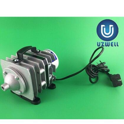 UZWELL 220V 20l min Electromagnetic Oxygen Pump Aquarium Air Pump for fish Tank Oxygen with 12m