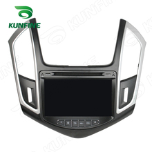 Quad Core 1024*600 Android 5.1 Car DVD GPS Navigation Player Car Stereo for Chevrolet CRUZE 2015 Radio 3G Wifi Bluetooth