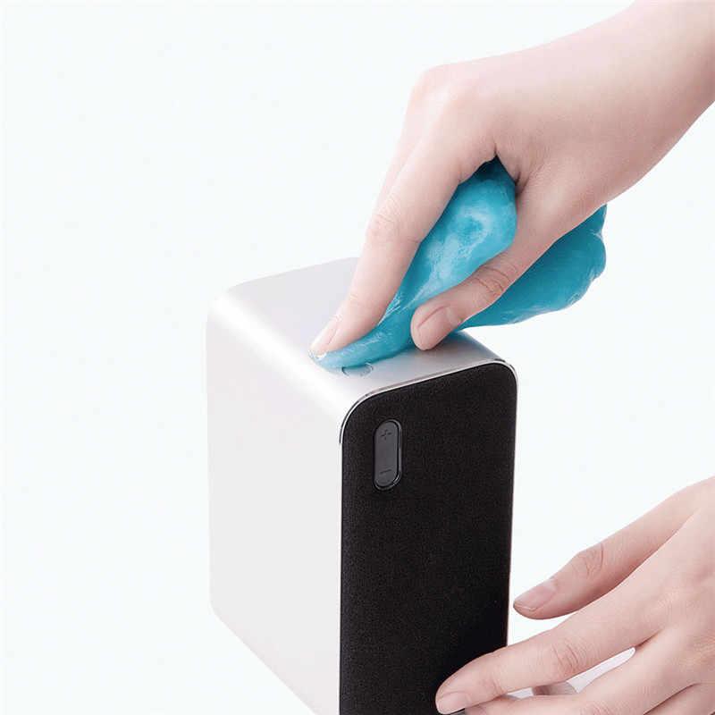 Youpin Новый Clean-n-Fresh клавиатура для чистки автомобиля резиновый Антибактериальный Мягкий гель для ноутбука для дома волшебный очиститель грязи