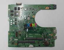 for Dell Inspiron 3558 42FX9 042FX9 CN-042FX9 14216-1 1XVKN i5-5200U N15V-GM-S-A2 Laptop Motherboard Mainboard Tested все цены