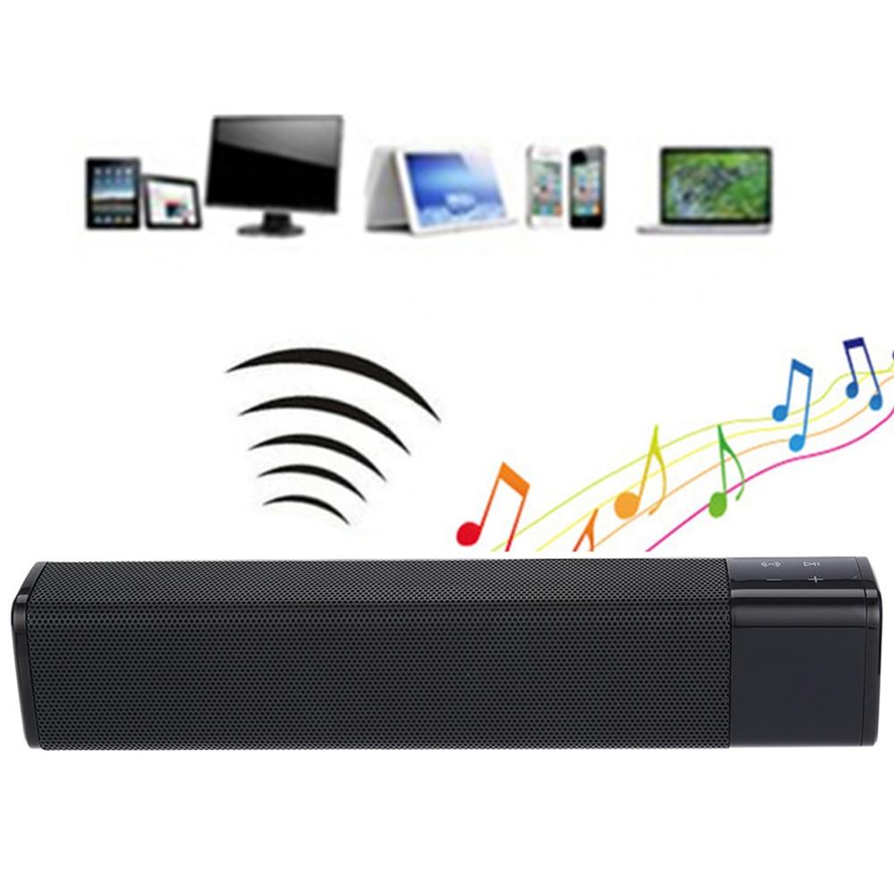 Fort basse SL-1000 Bluetooth 4.1 haut-parleur sans fil lecteur de musique Support HiFi mains libres TF carte haut-parleur 20 W 3D stéréo musique