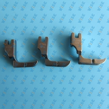 High Shank Left Cording Zipper Foot #31358L-1/8+3/16+1/4″