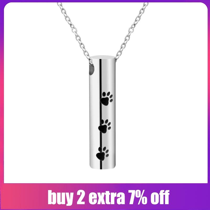 Openable Urn Cremation Heart Pendant Necklace Ash Holder Mini Keepsake Jewelry