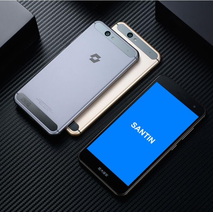 """Image 2 - SANTIN ACTOMA ACE 5.5"""" Full HD NFC OTG Corning Glass Snapdragon 615 Octa Core Metal Body 32GB ROM 13MP Smartphone 4G LTE Phone-in Cellphones from Cellphones & Telecommunications"""