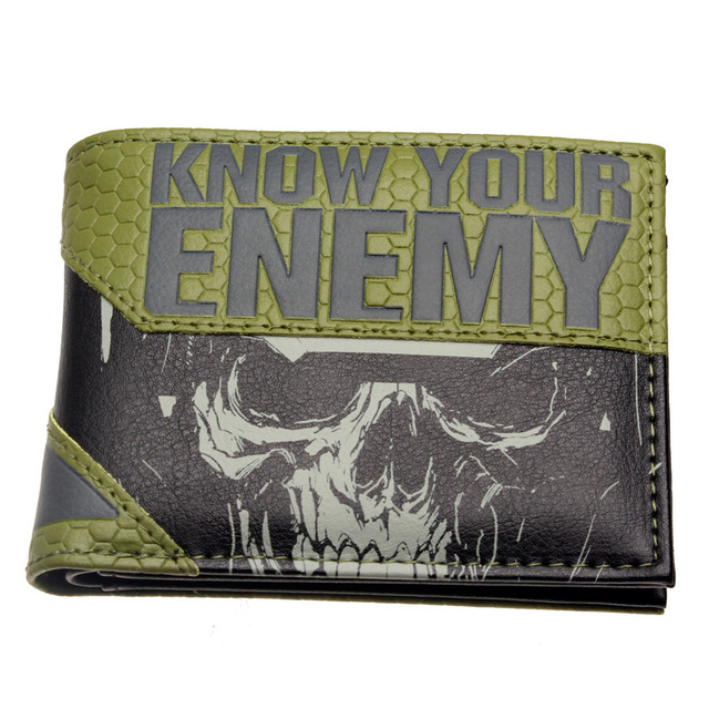 Кошелек know your Enemy Call Of Duty 2