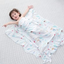 karitree cotton baby muslin swaddle blanket quality better than Aden Anais Baby Multi-use cotton Blanket Infant Brap