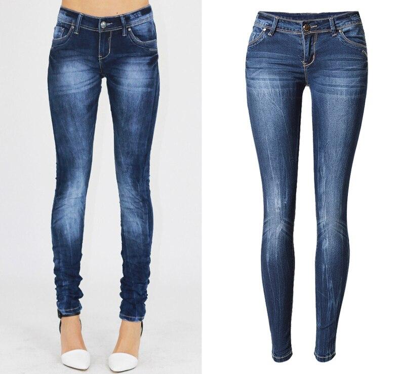 Popular Plus Size Skinny Jeans for Women-Buy Cheap Plus Size ...