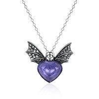 CU03 Retro Animal Necklace Precious crystal Necklaces & Pendants for women charm Jewelry