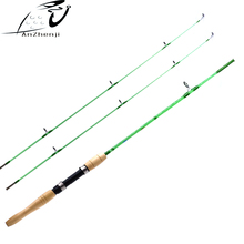 ML and UL Spinning Fishing Rod 1.5m 1.8m Ultralight Casting Lure Rods Deep Ocean Sea Ultra Light Glass Hard Canne a Peche