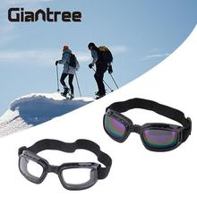 Giantree Bicycle Cycling Safety Foldable Windproof Goggles Anti-Fog Sun Windproof Sport Biker Glasses Protective Safety Goggles