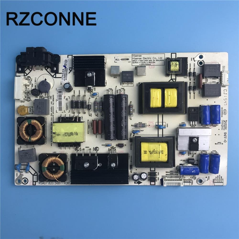 все цены на power Board for Hisense LED42K220 LED50EC290N RSAG7.820.5687/ROH original used board онлайн