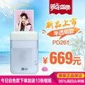 LG PD261 мобильный телефон фотопринтер беспроводной портативный карманный мини Polaroid фото копировальный аппарат, Не мобильный телефон, только принтер