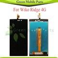 Para Wiko Cume 4G Screen Display LCD de Toque Digitador Assembléia Frete Grátis