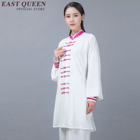 Taichi Униформа Тай Чи одежда женская тай чи равномерное кунг фу боевых искусств одежда свободный крой спортивные комплекты KK2358
