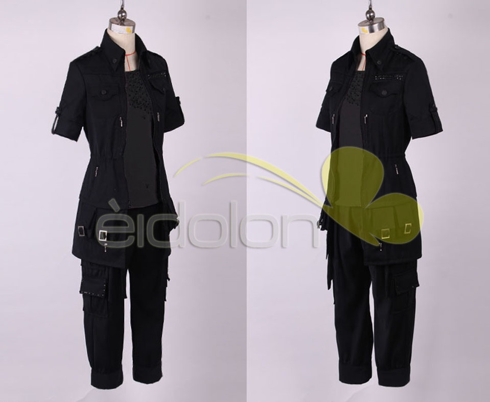 Final fantasy the king noctis cosplay costume outfit