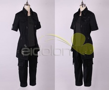 Final Fantasy 15 The King Noctis Cosplay Costume Outfit Cotton Jacket+Pants+Glove Halloween Adult Costumes for Men/Women Custom цена и фото
