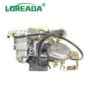 Image 4 - Автомобильный карбюратор Loreada, карбюратор в сборе, для MAZDA E3, двигателя MAZDA 323, FAMILIA, для автомобилей MAZDA E30313600, с лазером, для автомобилей FORD
