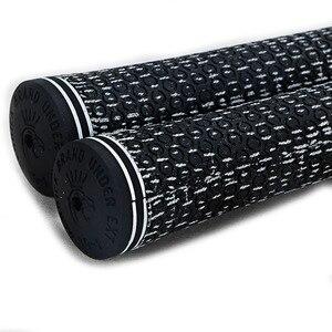 Image 3 - Golf irons Grip Standaard antislip Golf club Grips wit/zwart 10 stks/partij gratis verzending