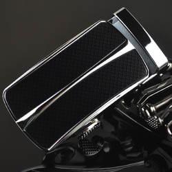 3,5 см Ширина Автоматическая пряжка ремня дизайнерские роскошные кожаные широкий ждать ремень пряжка CE55-0093