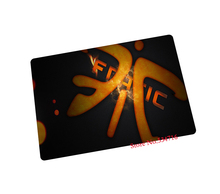 fnatic mouse pad Indie Pop gaming mouse pad laptop large mousepad gear notbook computer pad to mouse gamer brand play mats