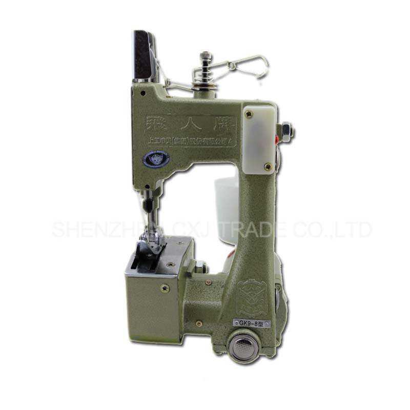 1pcs GK9-8 Portable Manual sewing machines,Hand Packet machine,electrical portable sewing machine.rice bag seale семена морковь тушон драже