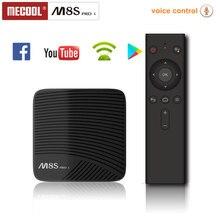 Mecool M8S pro L ATV Android 7.1 Smart TV BOX Amlogic S912 64 bit Octa core 3GB 32GB DDR3 2.4G-5Gwifi 4K HD BT4.1 media play