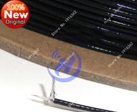 100Meter/1PCS/Lot 1.13 1.13mm Wires/Coaxial Antenna Cable 50ohm 100M Black color