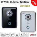 Dahua VTO6210B IP Villa Outdoor Station HD CMOS camera with Super Night vision and Voice indication IP65 Remote intercom by APP