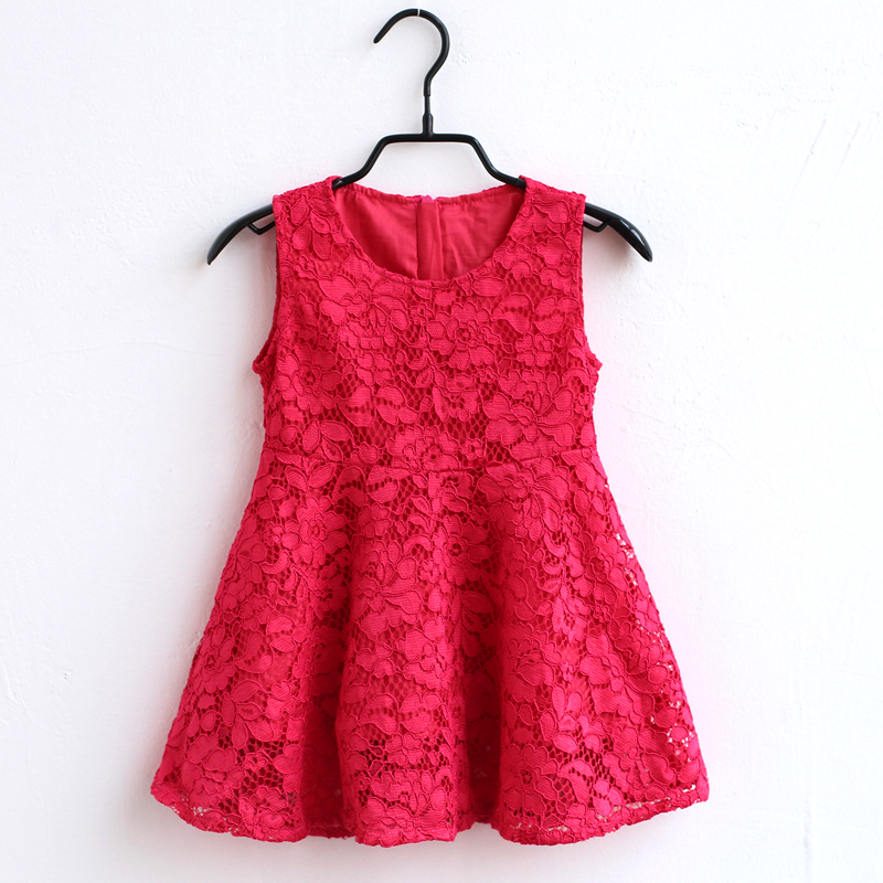 Summer customized mom baby girl princess luxurious lace full skirt mother daughter party dresses kids girls evening formal dress 2016 summer fashion dresses of the girls beautiful female baby lace dress can be customized factory price direct selling
