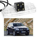 1PCS CCD Parking Backup Camera Waterproof with license plate For Benz GLK 2009