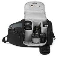Promotion Sales NEW Lowepro SlingShot 202 AW DSLR Camera Photo Sling Shoulder Bag With Weather Cover