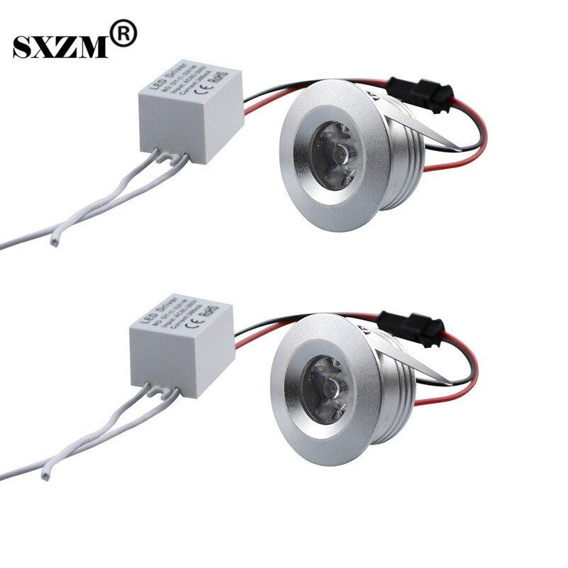 sxzm pcsw w mini led spot luz acv v led gabinete iluminacin interior