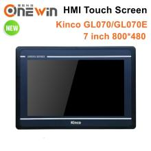 Kinco GL070 GL070E HMI сенсорный экран 7 дюймов 800*480 Ethernet 1 USB хост человеческий интерфейс машины обновление MT4434TE MT4434T
