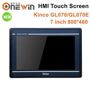 Touch-Screen Human-Machine-Interface USB HMI Kinco GL070 MT4434TE 7inch New Host Upgrade