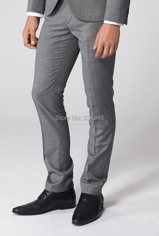 Slim Fit Suit Pants Dress Yy