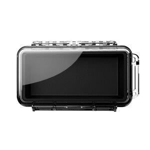 Image 2 - AUDIOSENSE 방수 이어폰 운반 케이스 하드 여행 휴대용 케이스 보호 케이스 이어폰 상자