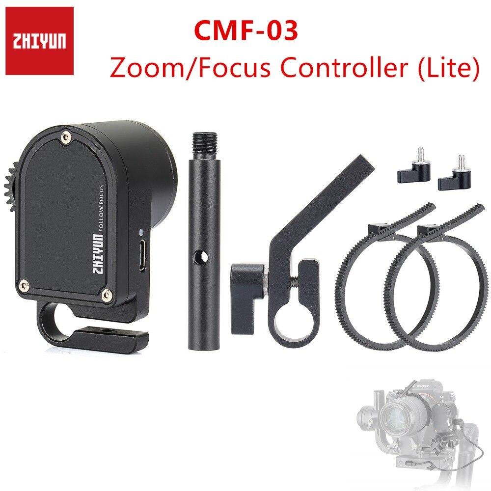 Zhiyun CMF-03 (Lite) CMF-04 (Max) transMount Servo Seguire Messa A Fuoco/di Controllo Zoom Applicabile con Zhiyun Gru 3 LAB & WeebillZhiyun CMF-03 (Lite) CMF-04 (Max) transMount Servo Seguire Messa A Fuoco/di Controllo Zoom Applicabile con Zhiyun Gru 3 LAB & Weebill