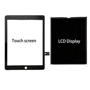 Ремонт экрана для iPad 9,7, версия 2018 A1893 A1954, панель дигитайзера сенсорного экрана и ЖК-дисплей для iPad 6, 6-го поколения, A1893, A1954
