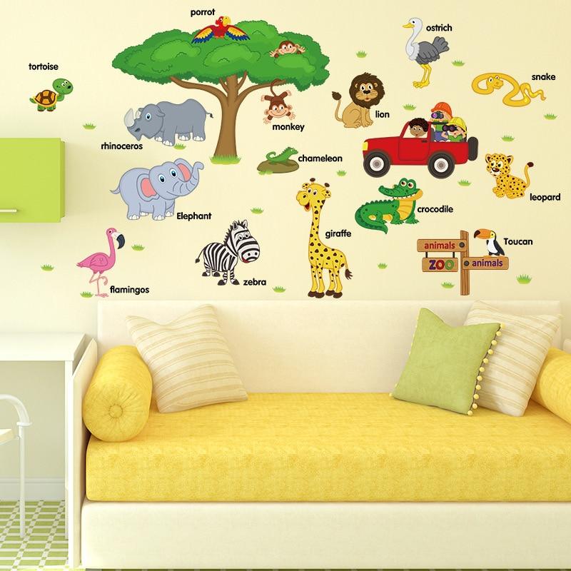Beautiful Abc Nursery Wall Art Composition - Wall Art Ideas ...